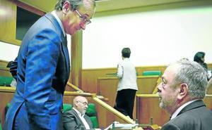 El PP ve «avances» en la propuesta fiscal del PNV pero pide más ambición en el IRPF