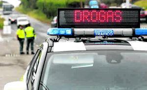 Los conductores muertos que iban drogados se duplican en una década y suponen ya el 19%