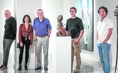 Generaciones de artistas conectados