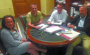 La Diputación califica de «inminente» el inicio del bidegorri