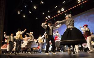 El grupo galdakoztarra Andra Mari bailará en Cerdeña la próxima semana