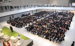 Vitoria se pone desde el domingo a prueba con un congreso récord de 1.500 psicólogos