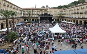 Ritmos latinos, flamenco, reggae y swing, entre los conciertos para la Plaza Nueva