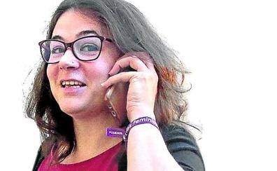 La diputada riojana de Podemos que mantiene en vilo al PSOE