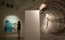 'VI-siones', un diálogo entre cuatro artistas vitorianos de generaciones y estilos diferentes