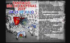 Programa de fiestas de Laguardia 2019: Santiago Día de las Peñas