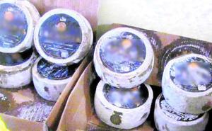 Investigan a un vecino de Ortuella por comprar 582 quesos y no pagarlos
