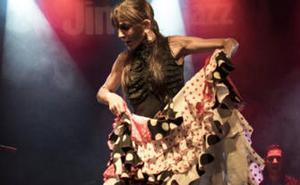 'Haizekadak' izeneko ikuskizun flamenkoa izango da ostiralean, Zigoitian