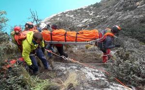 Así fue cómo los Pou ayudaron a recuperar dos cadáveres en los Andes
