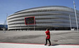 El polideportivo de San Mamés se inaugura hoy