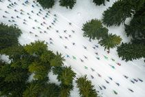 Las mejores fotos hechas con drones este año