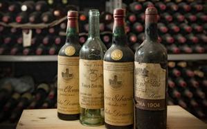 El sabor del tiempo en una botella de vino