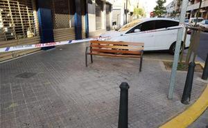 Apuñalado al defender a un niño de un atraco en Valencia