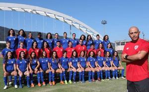 Villacampa: «Quiero un Athletic que no deje indiferente a nadie»