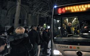 Los vecinos de Ibaiondo piden que el Gautxori llegue hasta su zona