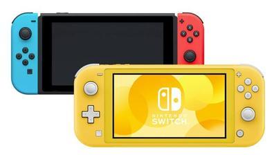 Así son los dos modelos de Nintendo Switch que llegarán en septiembre