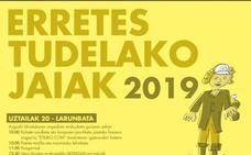 Programa de fiestas de Retes de Tudela 2019: Erretes Tudelako Jaiak