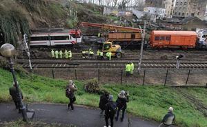 El Cercanías entre Bilbao y Santurtzi sufrirá retrasos por las obras del túnel de Urbinaga
