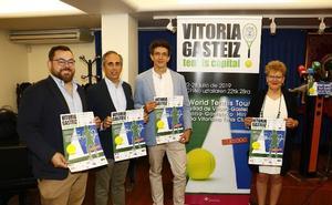 Vitoria, en la órbita del tenis mundial