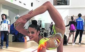 Salma Solaun alcanza la final del Mundial junior de Gimnasia