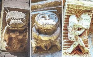 El erotismo censurado del románico alavés