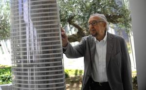 Adiós a César Pelli, el arquitecto a escala humana que transformó Bilbao