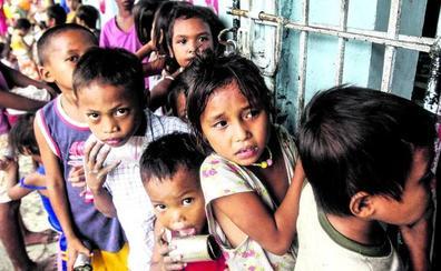 «Uno de cada diez niños sufre aquí pobreza severa»
