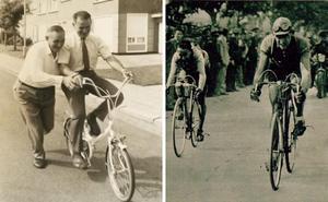 Ganador en la Vuelta ciclista a España y mecánico en la Luna