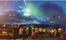 Plentzia pide un «uso moderado» de la pirotecnia en fiestas