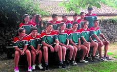 Euskadi acude al Europeo junior que organiza la Confederación Internacional en Portugal