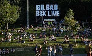 Denuncian 47 robos cometidos en el entorno del festival Bilbao BBK Live de Kobetamendi