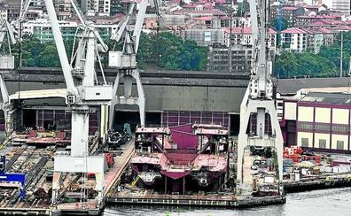 El Gobierno pagará hasta 160.000 euros a los trabajadores de La Naval que renuncien a Navantia