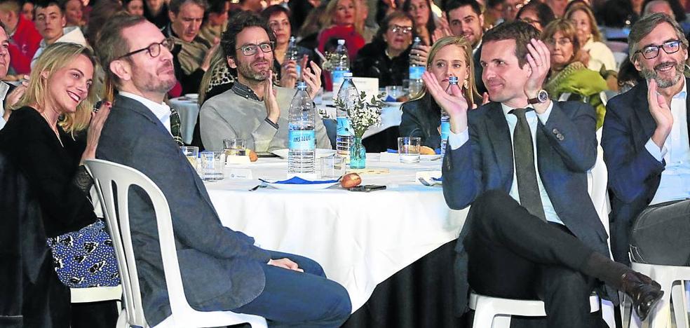 El PSOE arremete contra la elección de Maroto como senador por Castilla y León