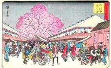 Yoshiwara, el 'barrio del placer'
