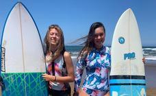 Estilo surfero y mucho rollo en los looks de playa de Sopela