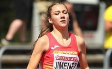Andrea Jiménez bate en 400 un récord de España de 30 años