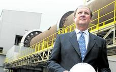 «Todo lo relacionado con la industria siderúrgica es un ejemplo de reciclaje»
