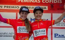 Cristina Martínez y Enara López, doblete en la Copa de España
