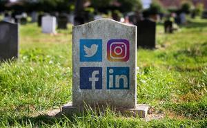 Cementerios en las redes sociales: ¿qué ocurre con nuestro perfil cuando morimos?