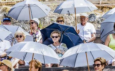 Álava rozará los 40º en la segunda ola de calor del verano