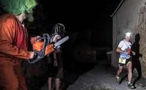 Payasos asesinos y psicópatas de pega: la carrera más gore, en Villarcayo