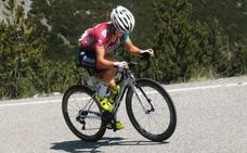 Cristina Martínez, pedaladas de oro