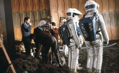 ¿Rodó Stanley Kubrick el primer alunizaje?
