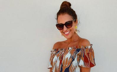 Si te gustó este vestido de Paula Echevarría, en Getxo tienes su versión 'low-cost'