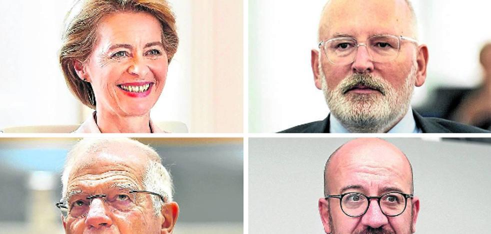 España se blinda ante el 'procés' con la nueva cúpula de la UE