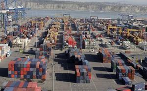 El Puerto cerrará 2019 con el mayor movimiento de mercancías tras la crisis