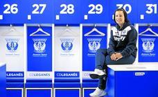 Así es Jara Cuenca, la única utillera de Primera División