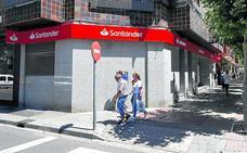 Banco Santander cerrará el 4 de octubrela sucursal de la calle Doctor Fleming