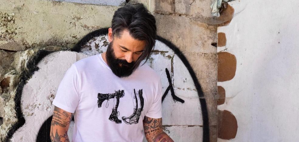 ¿Te atreves con las camisetas más extremas y 'punkies' de Bilbao?
