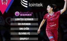 Arranque exigente para el Lointek Gernika en la EuroCup Women